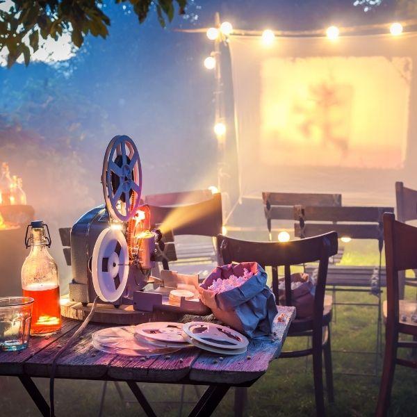 Open Air Kino SoundGarten
